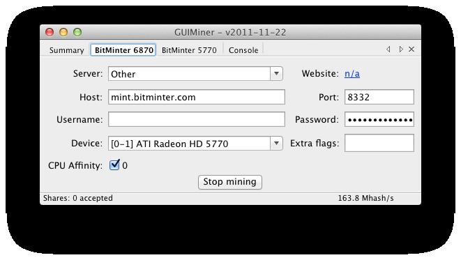 GUIMiner 6870