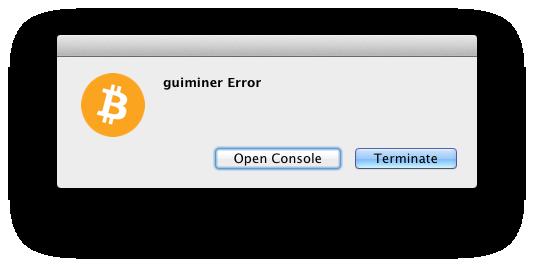 Bitcoin Mining on Mac OS X – GUIMiner | blog nwoolls com