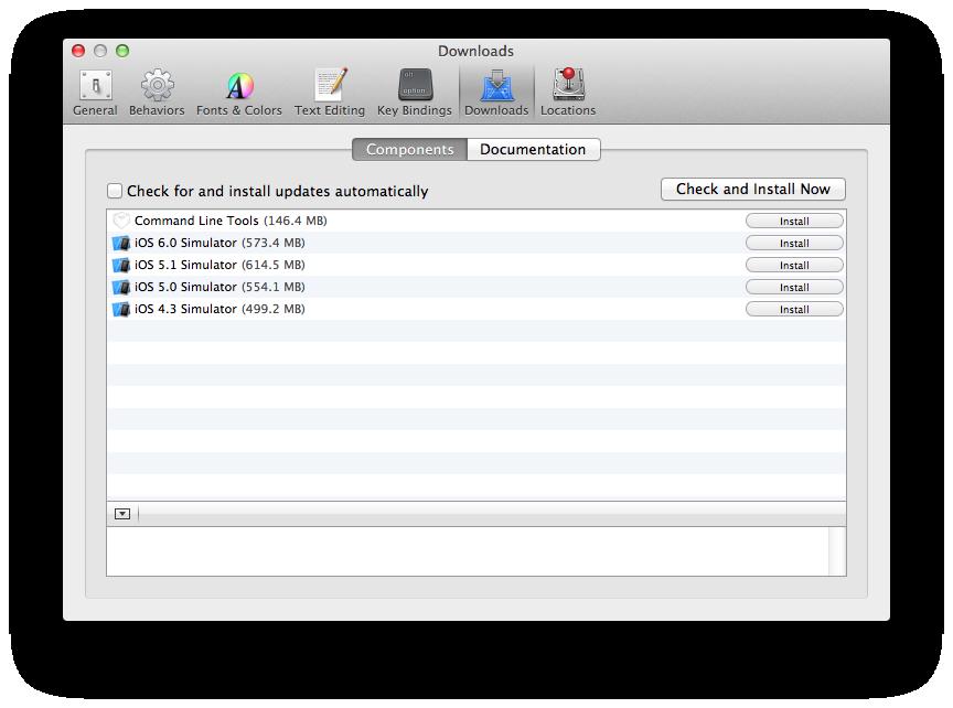 Setup fails on Mac os high sierra.
