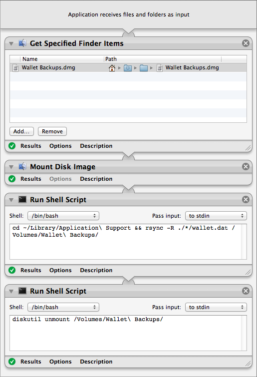 Complete Automator Application